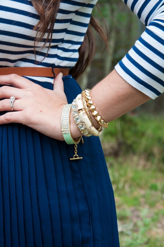 Stripes Bracelets