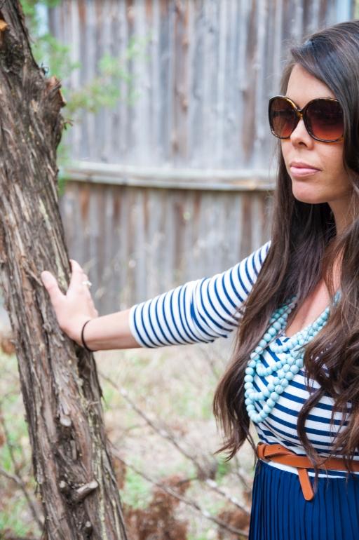 Stripes: Tree