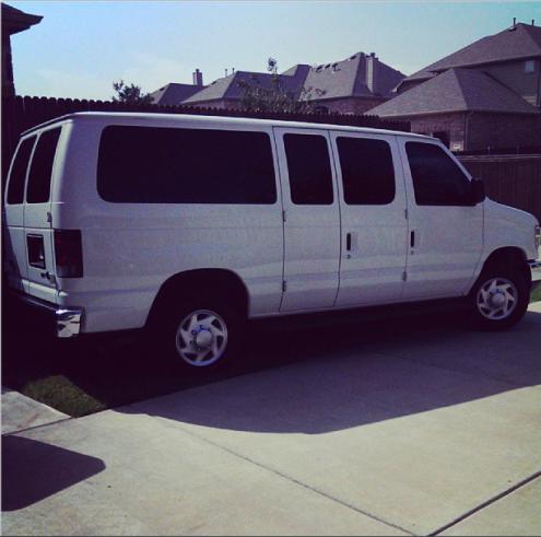 The hillbilly van