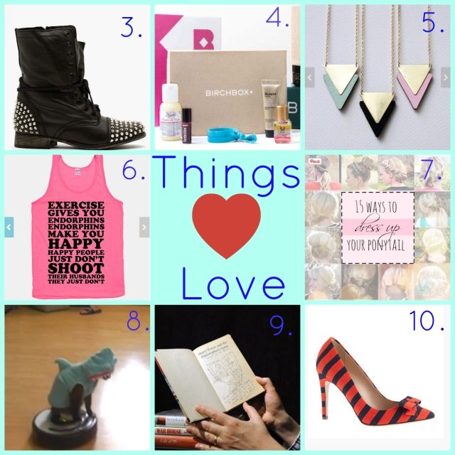 ThingsILove7