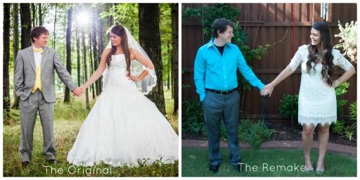 Wedding Pose Remake
