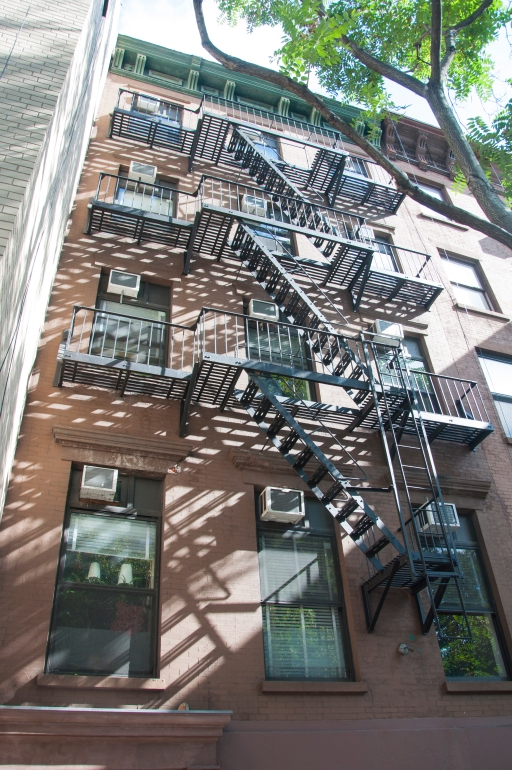 Fire Escapes NYC