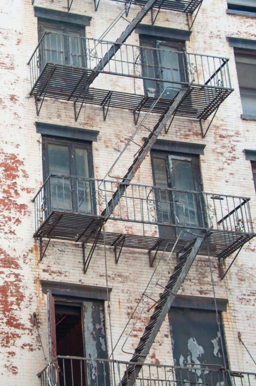 NYC Fire Escape