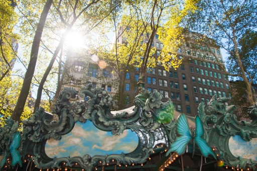NYC Grant Park
